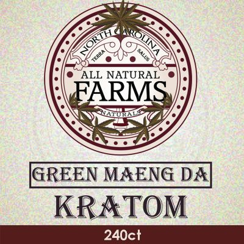 ANF Kratom Capsules 240ct - $0.166/Capsule