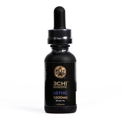 3Chi Delta-8 THC Tincture