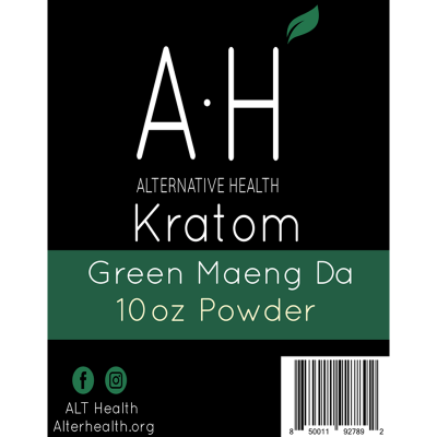 AH Kratom Powder 10oz - $0.178/Gram