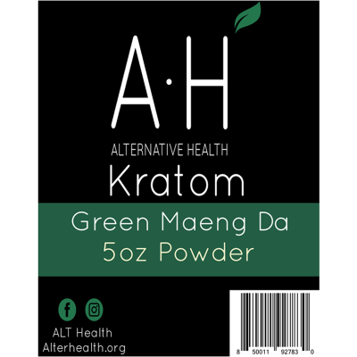 AH Kratom Powder 5oz - $0.249/Gram