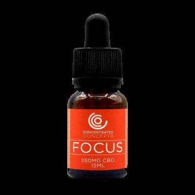 CC Full Spectrum Focus Tincture