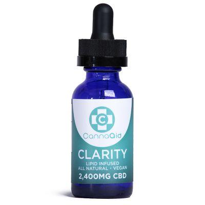 Canna Aid Clarity Tincture