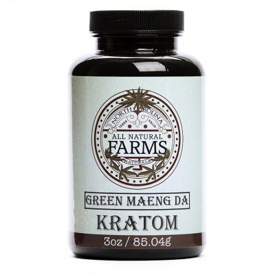 ANF Kratom Powder 3oz - $0.190/Gram