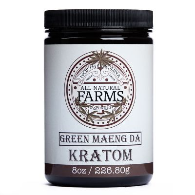 ANF Kratom Powder 8oz - $0.156/Gram