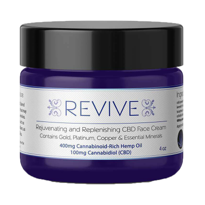 Revive CBD Face Cream 100mg