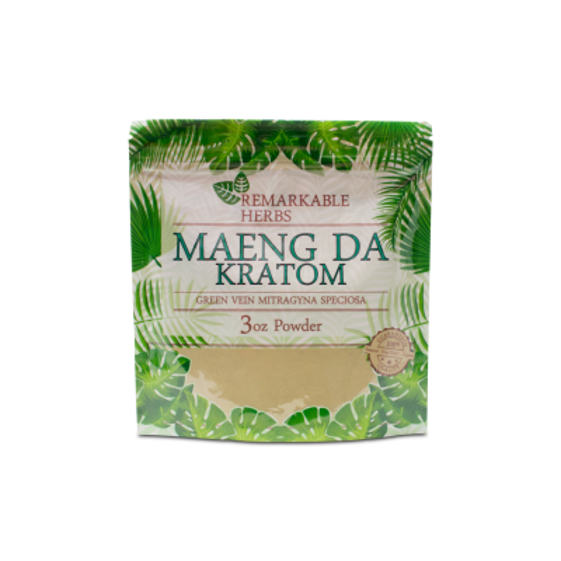Remarkable Herbs Kratom Powder 3oz - $0.226/gram