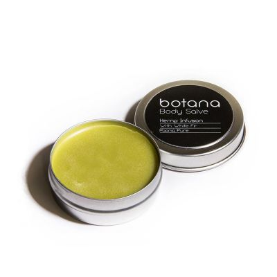 Hemp Salve with White Fir 100mg from Botana