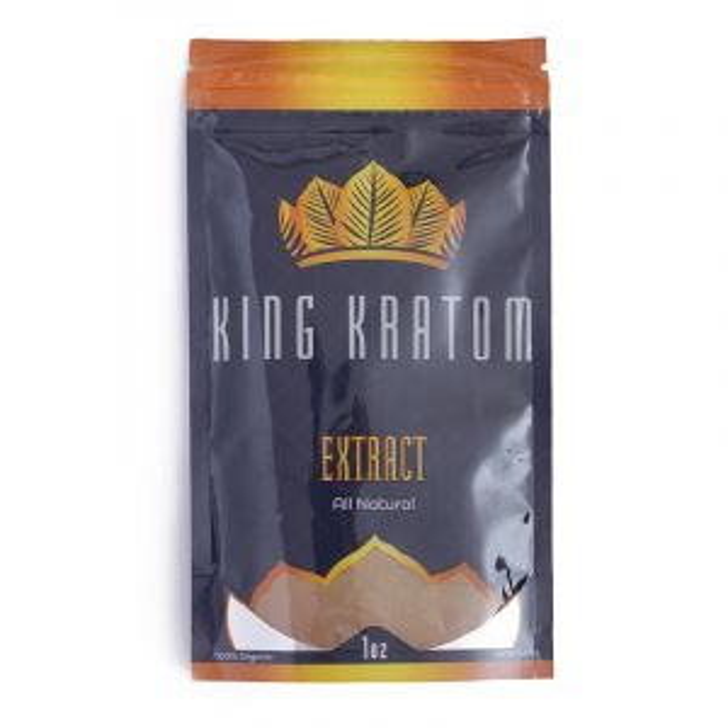 King Kratom Extract Powder 1oz