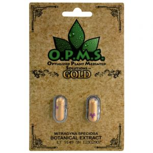 OPMS Gold Capsules 2 Pack